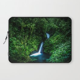 Jungle Waterfall Laptop Sleeve