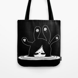 ▴ eyeball ▴ Tote Bag