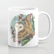 Winter Owl Mug