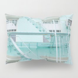 Blue in NYC Pillow Sham