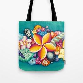 Colors of Hawaii Tote Bag