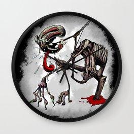Fido Monster Wall Clock