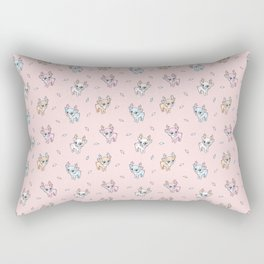 Dear Baby Deer Rectangular Pillow