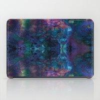 snake iPad Cases featuring snake by Marta Olga Klara