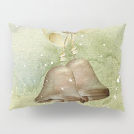Christmas vintage bell Pillow Sham