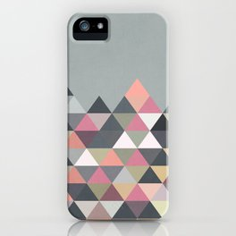 Nordic Combination 13 iPhone Case