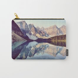 Moraine Lake Reflection Carry-All Pouch