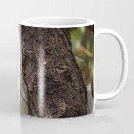 Great spotted woodpecker Coffee Mug