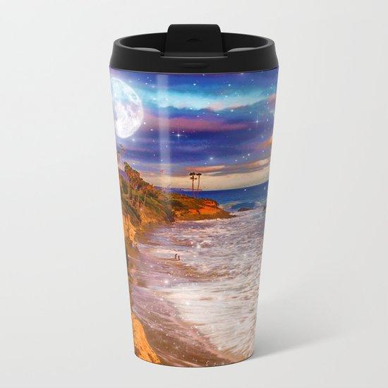 Laguna Moon Metal Travel Mug