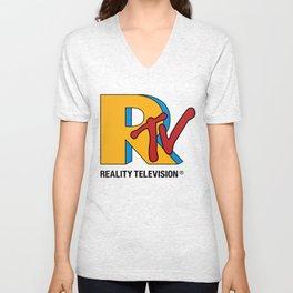 Reality Television Unisex V-Neck