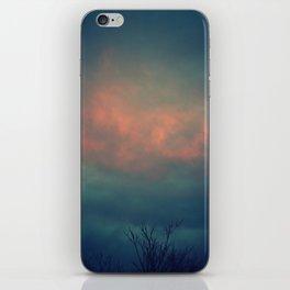 On The Cusp iPhone Skin