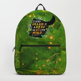 Every villain Backpack