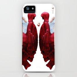 Bridig - 4 iPhone Case