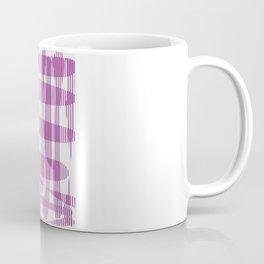 Purple/Violet Pattern Coffee Mug