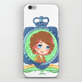 WDC Annie Sunnybunny Cartwright iPhone Skin