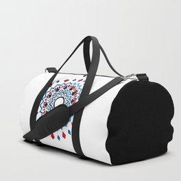 Arabian Mandala Duffle Bag