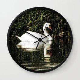 Radiating Wall Clock