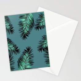 laves palm Stationery Cards