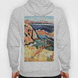 Henri Matisse Seascape II Hoody