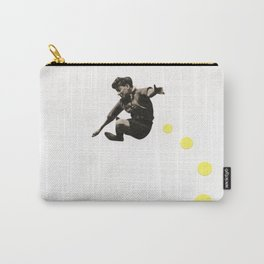 How High Can You Jump? Carry-All Pouch