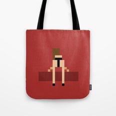8-bit Love #1 Tote Bag