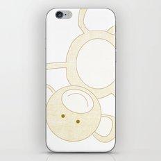 Monkey Jungle Series Print iPhone & iPod Skin