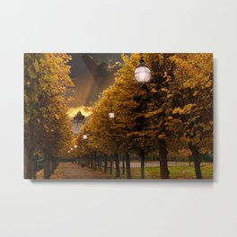 Avenue to the Castle at Windsor Metal Print