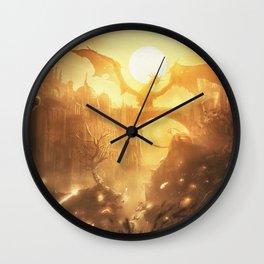 Prepare to die Wall Clock