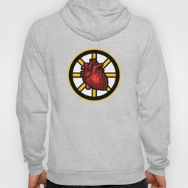 Bruins Have Heart #SpokedHeart Hoody