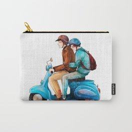 Moped Carry-All Pouch