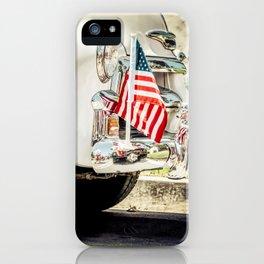 Bumper Flags iPhone Case