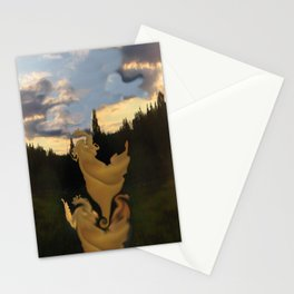 A Midsummer Night's Dance Stationery Cards