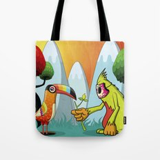 Magic Breed Tote Bag