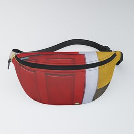 The Red Door Fanny Pack
