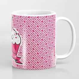 Hipster Cupcake Coffee Mug