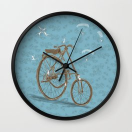 From up there Wall Clock