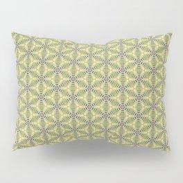 Jungle Leaf Photo Pattern Pillow Sham
