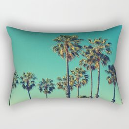 Palm trees Rectangular Pillow