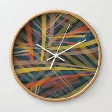 Op Ning A Avant Garde Bebopper From Hull Wall Clock