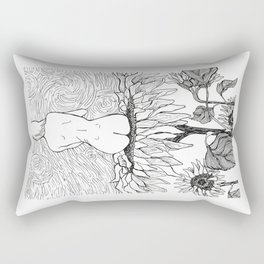 Mon Ange Rectangular Pillow