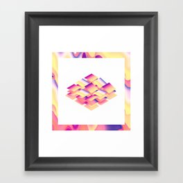 ACHIEVER 01 Framed Art Print