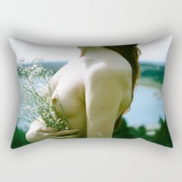 Softness Rectangular Pillow