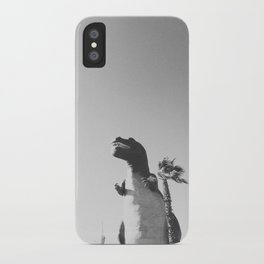 DINO / Cabazon Dinosaurs, California iPhone Case