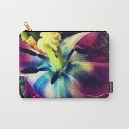 Flower fade Carry-All Pouch