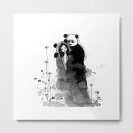 Lonely, Lonely... Metal Print