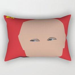 FOGS's People wallpaper collection NO:03 PUTIN Rectangular Pillow