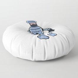 BenderCop Floor Pillow
