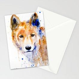 Dingo Stationery Cards