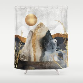 Berg 01 Shower Curtain