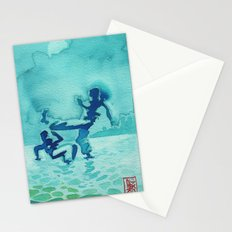 Capoeira 334 Stationery Cards